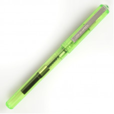 Stilou Jinhao 991 verde transparent 0,3mm