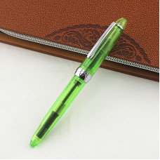 Stilou Jinhao 992 verde transparent